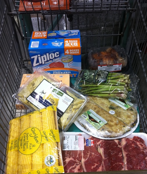 Costco Basket