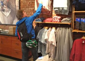 Apparel for Active Lifestyles in PaloAlto