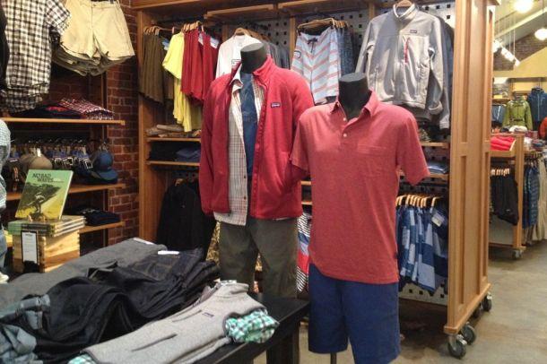 Patagonia Menswear Wide