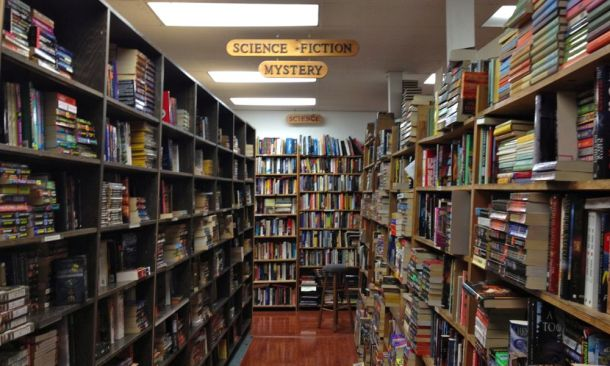 Recycle Bookstore